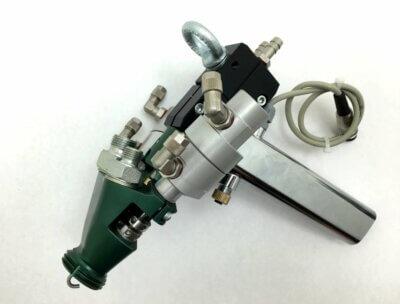 2K-Mischkopf LC5/2 mit Pneumatikmodul